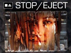 Stop/Eject poster