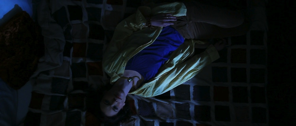 The bedroom by moonlight. Stop Eject Lighting Breakdown  3  Bedroom   Neil Oseman