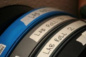 Dark Side camera negative lab rolls