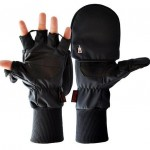 Flip-top gloves