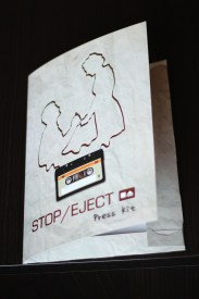Stop/Eject press kit