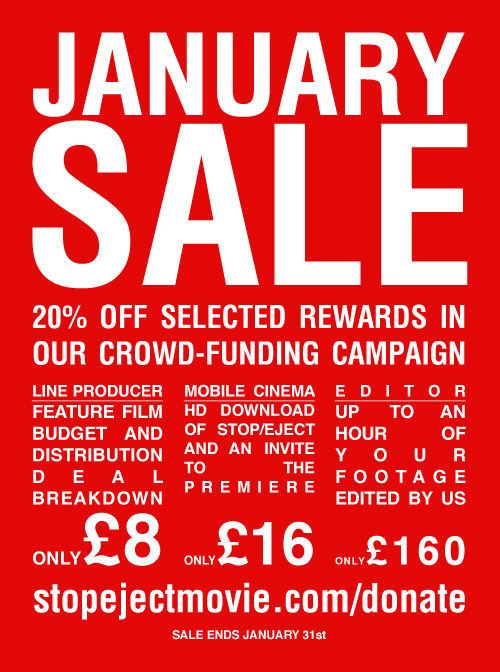 Pick up some bargains in the January sale