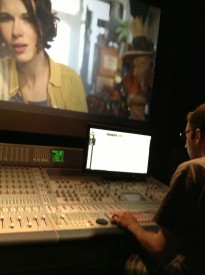 Mixing Stop/Eject at Alchemea College in Islington