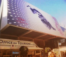 Le Palais des Festivals. Photo: Sophie Black