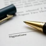Should you sign?