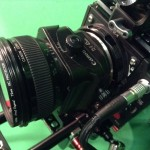 The tilt-shift lens