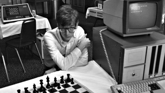 Patrick Riester in Computer Chess