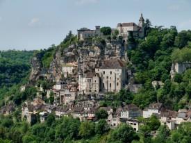 Rocamadour. Crazy, huh?