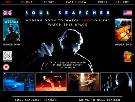 The Soul Searcher website
