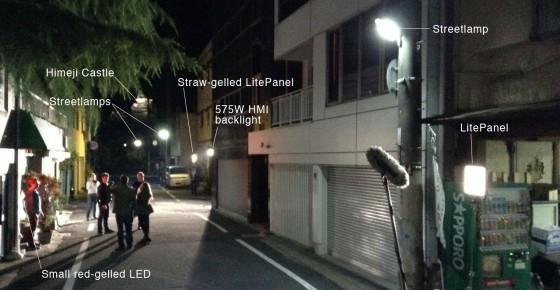 Wide-street
