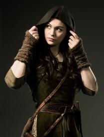 Sophie Skelton as the eponymous Ren. Photo: Alex Beckett