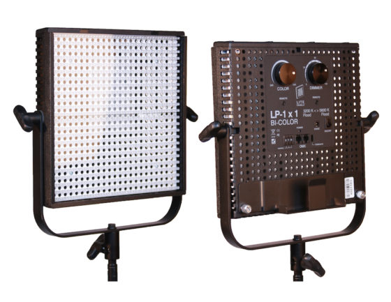 LP-1x1 Bi-color LitePanel